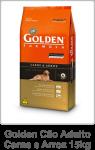 Golden Cão Adulto Carne e Arroz 15kg