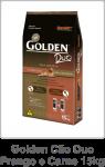 Golden Cão Duo Frango e Carne 15kg