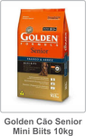 Golden Cão Senior Mini Biits 10kg