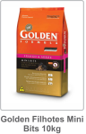 golden filhotes mini biits 10kg