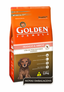 Golden Formula Filhotes